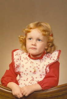 Young Ginger Genie