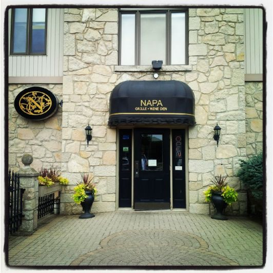 Napa Grille & Wine Den - Cambridge, ON