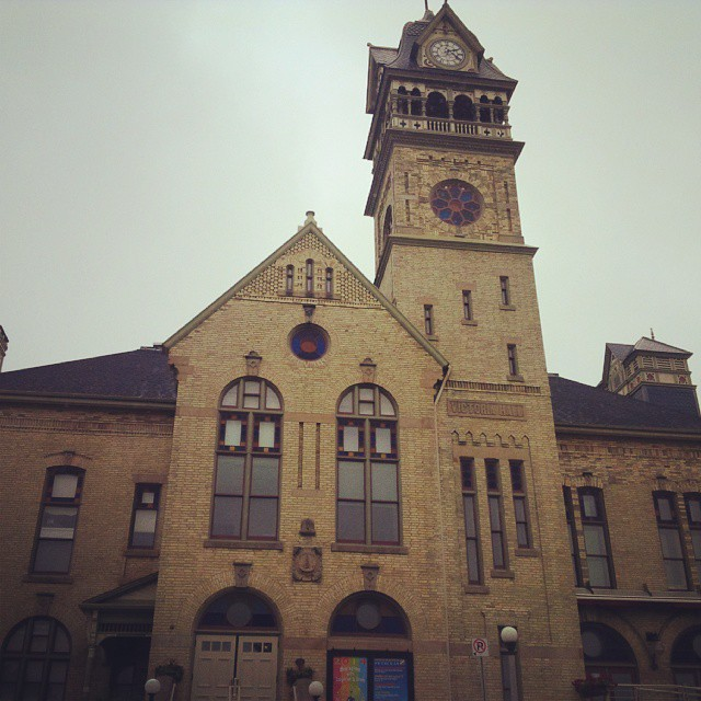 Victoria Hall, Petrolia, ON