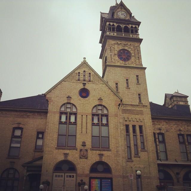Victoria Hall, Petrolia, ON