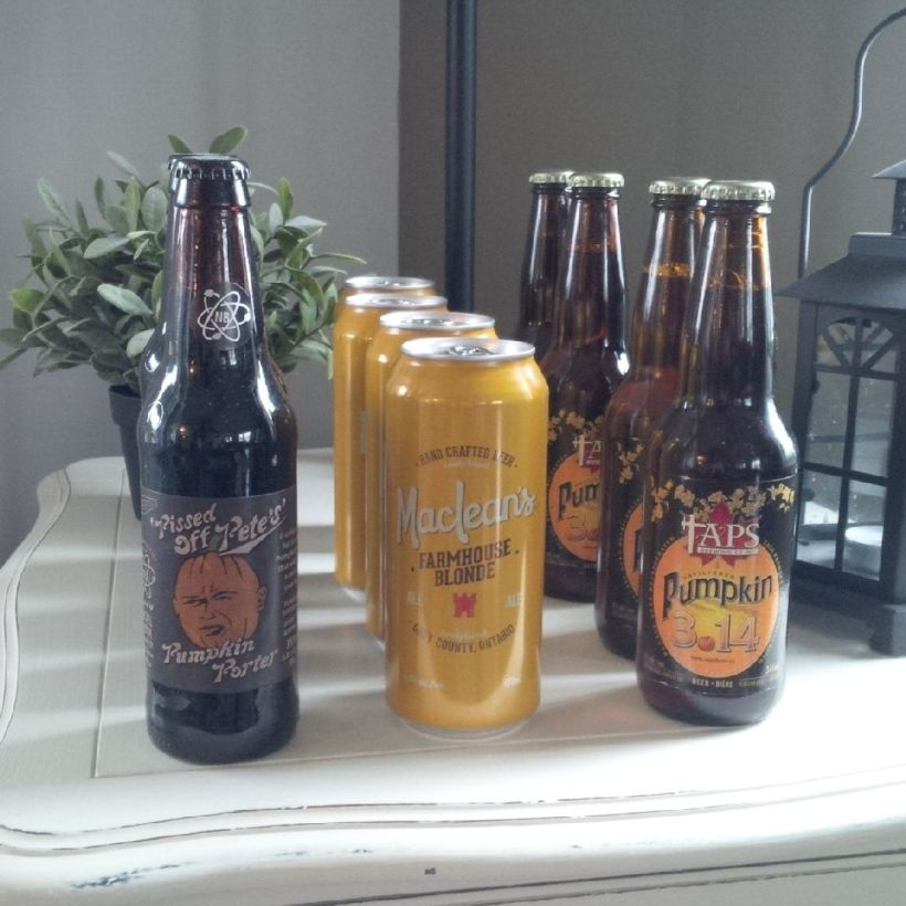 The First Month's Collection of our Amazing Clubs Beer-of-the-Month