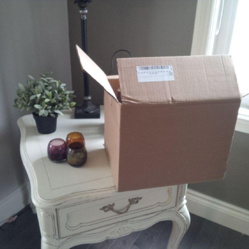 A Plain Old Box.