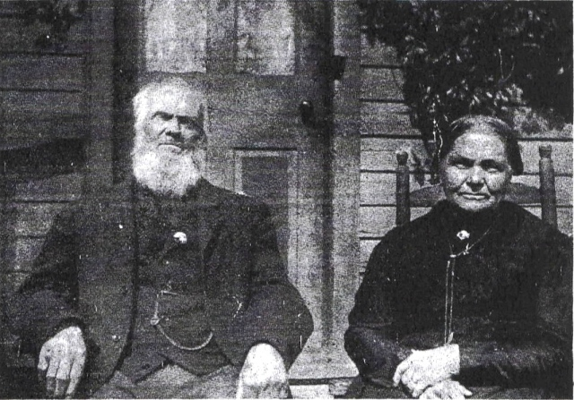 Thomas and Mary Ann Cornish