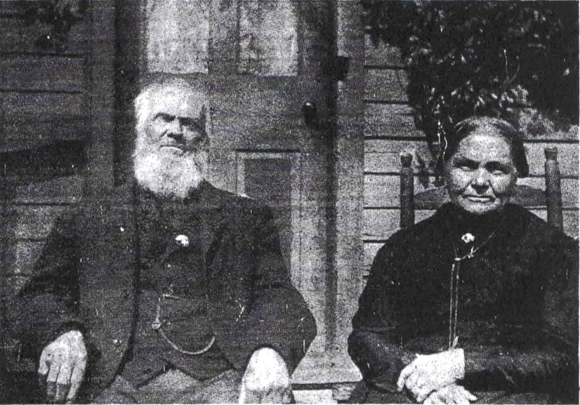 Thomas and Mary Ann Cornish