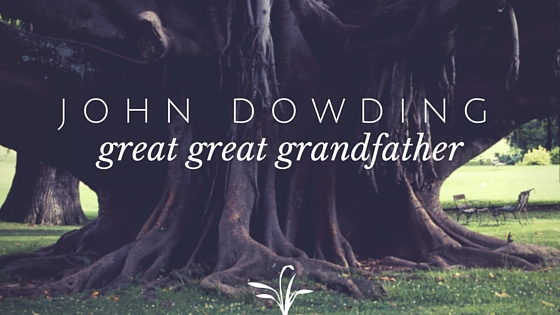John Dowding, The Dowding Family