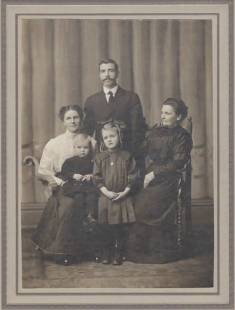 George Alexander Brown, Brown Family of Woodstock, ON